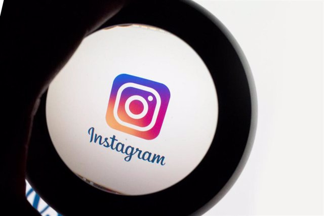 Archivo - Logo de Instagram