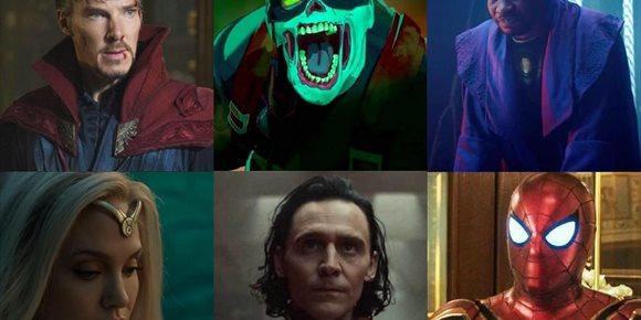 8. Calendario Marvel: Todas las series y películas tras Loki y Viuda Negra