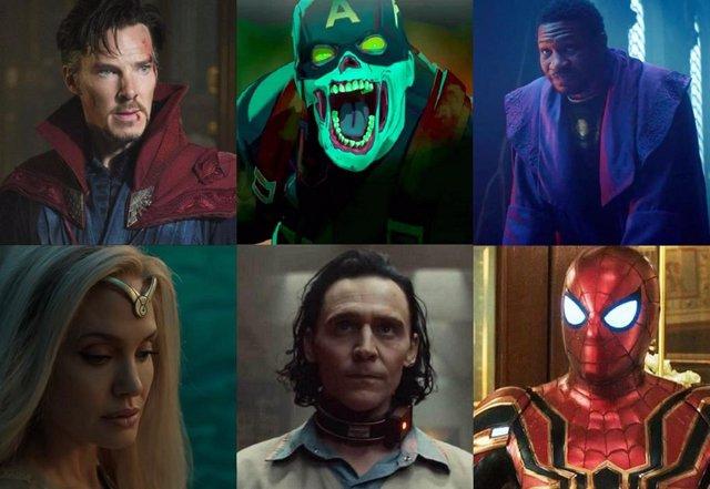 Calendario de estrenos Marvel: Todas las series y películas hasta 2023