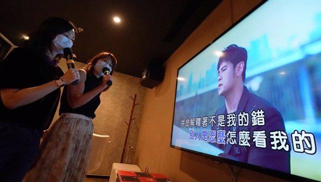 Karaoke en Hong Kong, China