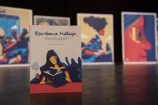 Archivo - Libro 'Escríbeme Málaga'