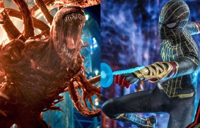 El crossover entre Spider-Man: No Way Home y Venom es posible, según Marvel