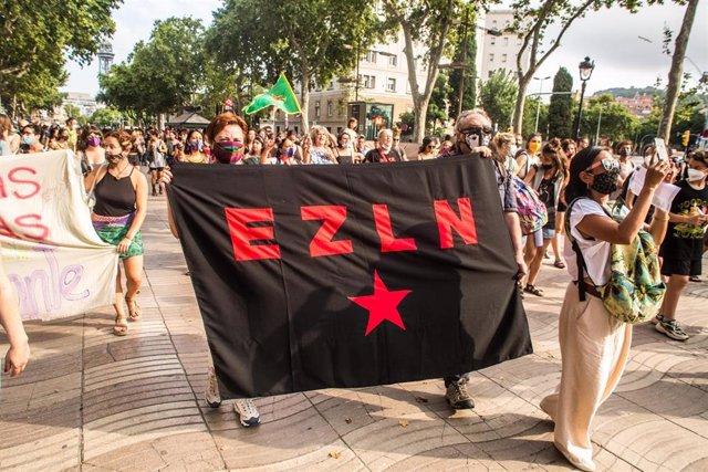 Delegación del EZLN en Barcelona