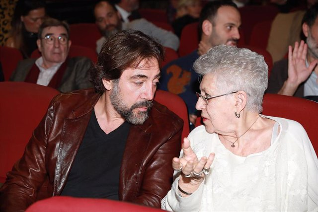 Archivo - Javier y Pilar Bardem