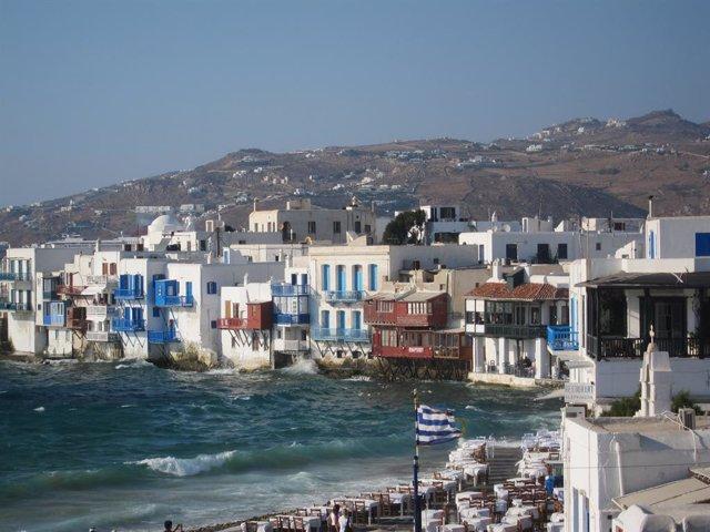 Archivo - Mykonos, Grecia
