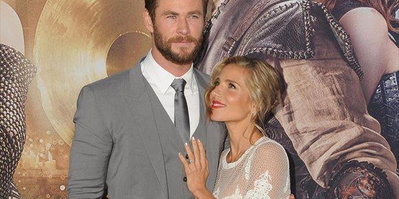 1. Elsa Pataky cumple 45 años, así es su historia de amor con Chris Hemsworth