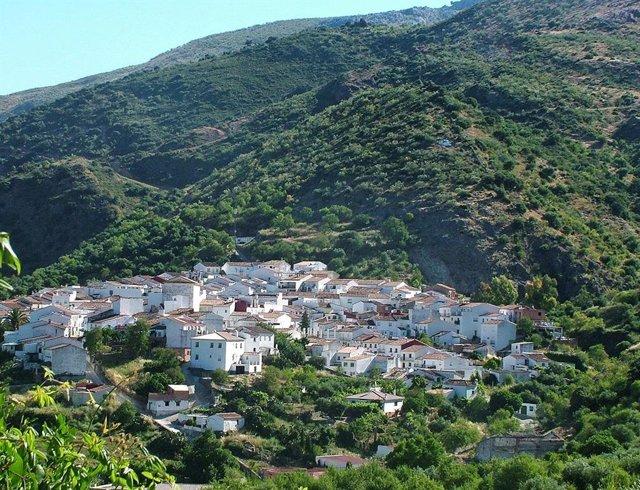 Archivo - Jimera de Líbar, municipio de Málaga