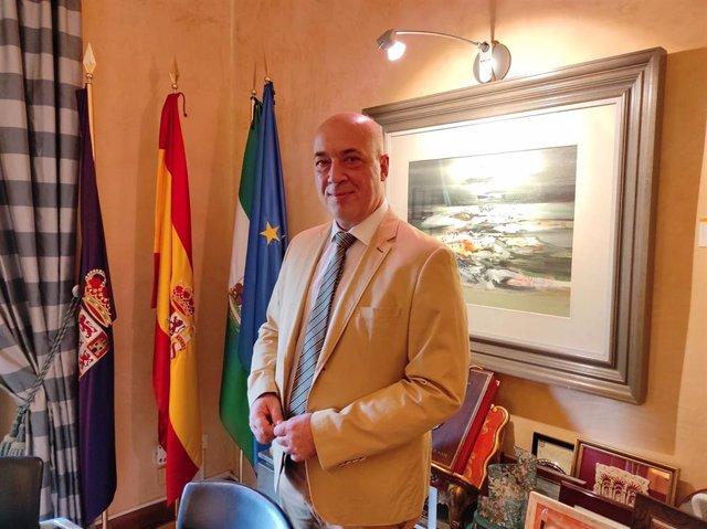 El presidente de la Diputación de Córdoba, Antonio Ruiz.