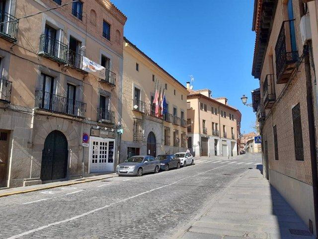 Archivo - Diputación de Segovia retrasa el cobro de tributos a los vecinos y anticipa un pago de 9,8 millones a ayuntamientos