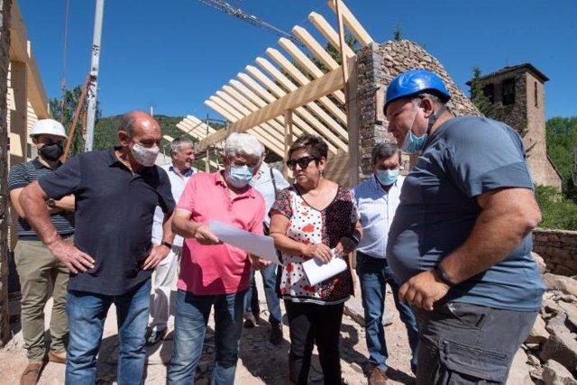 Un nuevo salón multiusos y la rehabilitación de Casa Lardiés como refugio de montaña, para revitalizar Nocito (Huesca).