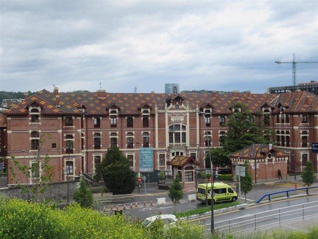 Archivo - Hospital de Basurto (Bilbao)