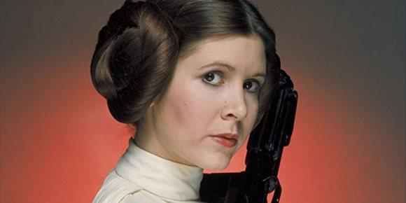 6. Star Wars tiene nueva princesa Leia