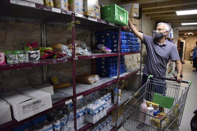 La Fundación La Caixa recauda casi 400.000 euros para los bancos de alimentos catalanes en una campaña