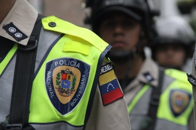 Archivo - Policía de Venezuela