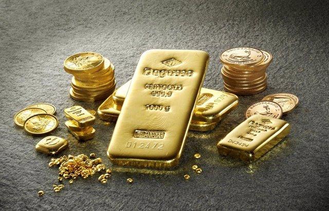 Archivo - Londres decidirá el destino del oro venezolano en el Banco de Inglaterra esta semana