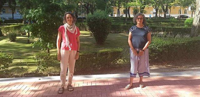 Archivo - Maria João Forjaz (coordinadora del proyecto QASP) y Carmen Rodríguez Blázquez, del Centro Nacional de Epidemiología del ISCIII.