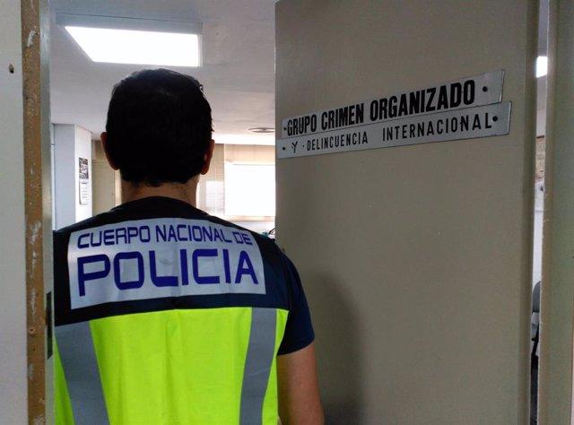 Archivo - Imagen de recurso. Policía Nacional