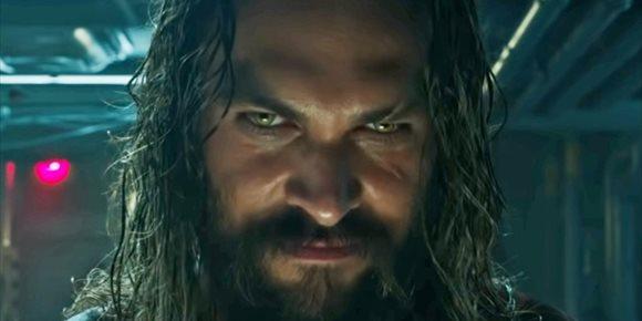 2. VÍDEO: Jason Momoa comienza Aquaman 2 y revela el radical cambio de imagen de su personaje