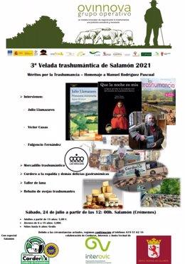 3ª Velada Trashumántica de Salamón.