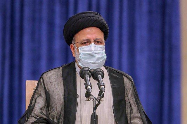 El presidente electo de Irán, Ebrahim Raisi