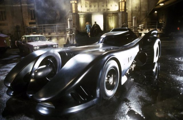 El Batmóvil de 1989