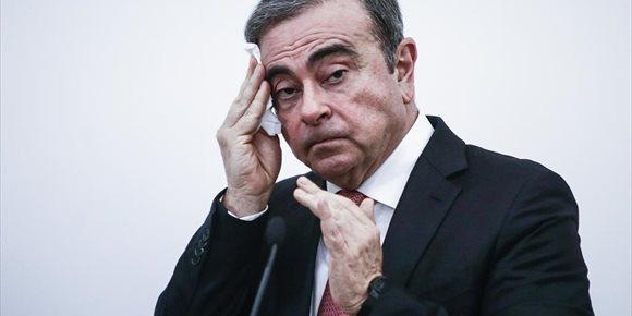 3. Un tribunal de Japón condena a dos estadounidenses por ayudar a Carlos Ghosn a fugarse del país
