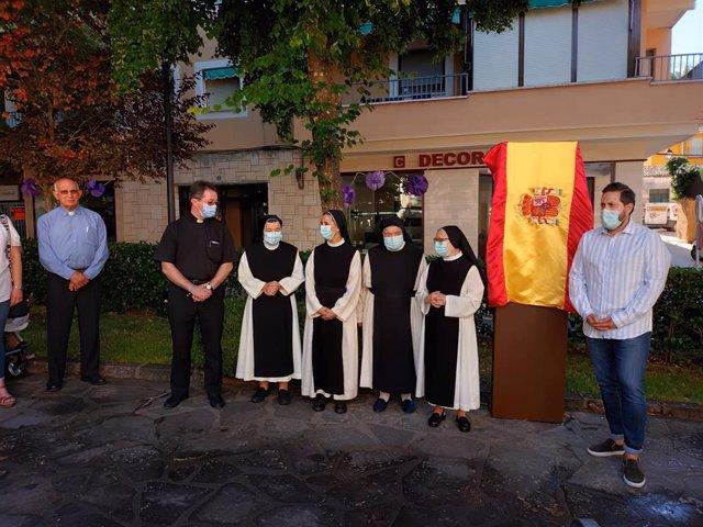 Las monjas de clausura de Santa Ana dejan en una semana Brihuega tras resistir la Covid-19