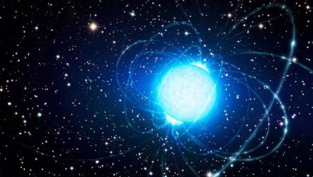 Descripción de una estrella de neutrones