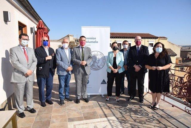Toledo acogerá el 15 de octubre la entrega de los III Premios Columela