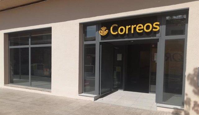 Archivo - Arxiu - Nova oficina de Correus a Cardedeu