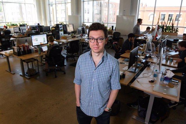Luis von Ahn, consejero delegado de Duolingo