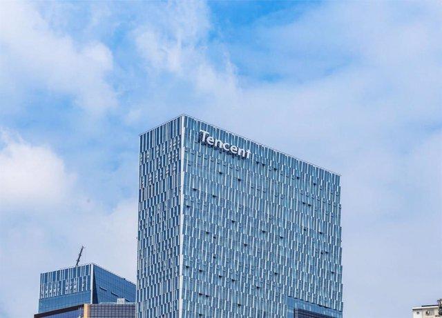Archivo - Oficinas de Tencent
