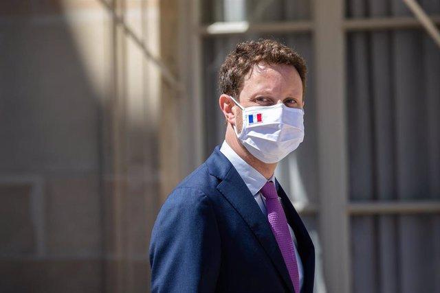 Archivo - Clement Beaune, secretario de Estado de Asuntos Europeos de Francia.