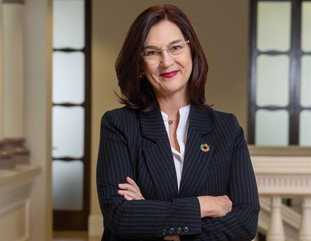 Archivo - La presidenta de la Comisión Nacional de los Mercados y la Competencia (CNMC), Cani Fernández.