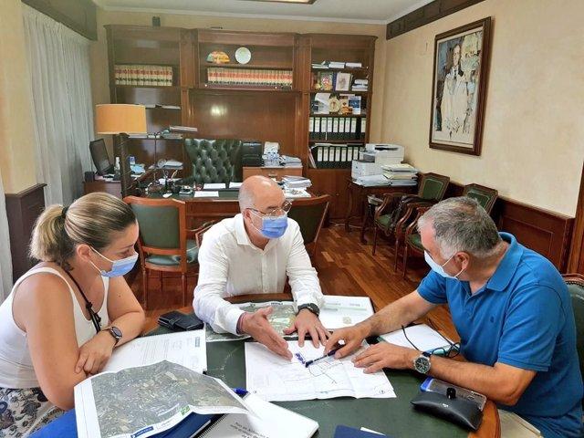 El Plan Vega Renhace del Consell presenta en Benejúzar los proyectos prioritarios para la comarca