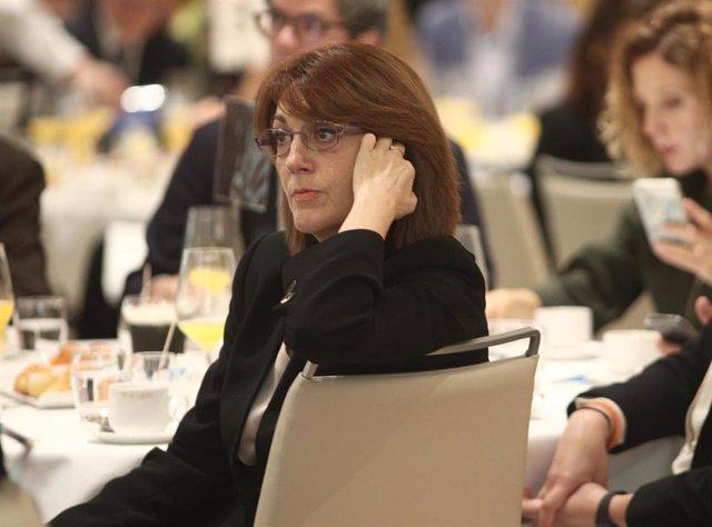 Archivo - La eurodiputada de Ciudadanos, Soraya Rodríguez