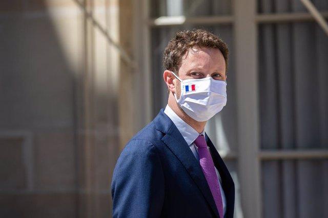 Archivo - Clement Beaune, secretario de Estado de Asuntos Europeos de Francia