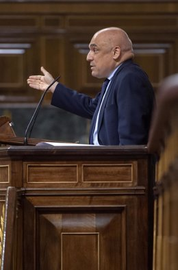 El diputado socialista, Rafael Simancas.