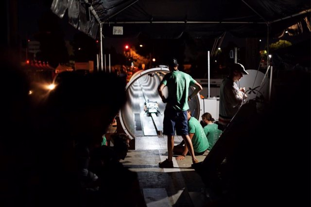 La Universitat Politècnica de València (UPV) acoge esta semana la primera edición de la European Hyperloop Week.