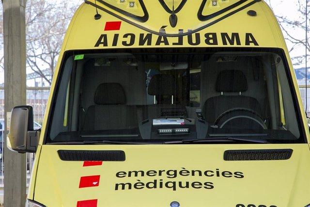 Archivo - Arxiu - Ambulància del SEM