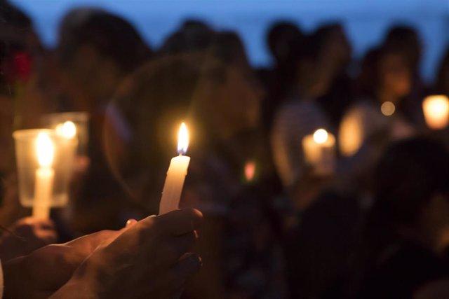 Protestas por el asesinato de líderes sociales en Colombia
