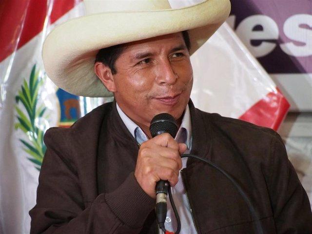 Archivo - Pedro Castillo