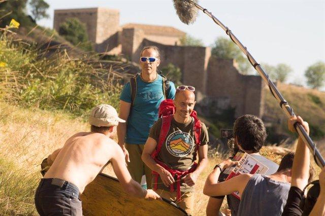El alpinista Pedro Cifuentes plasmará en un documental su tercer intento de atravesar en solitario el Fitz Roy argentino