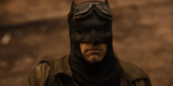 8. Filtración masiva de The Flash revela el destino del Batman de Ben Affleck y al 'cazador de héroes'