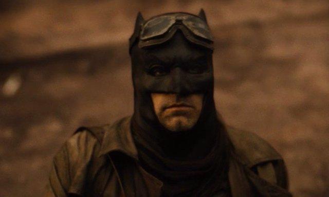 Filtración masiva revela el destino del Batman de Ben Affleck en The Flash