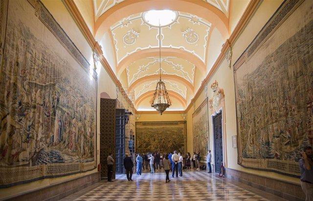 Archivo - Palacio Gótico del Real Alcázar