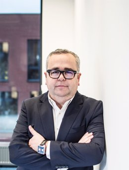 Archivo - Juan Carlos Conde, nuevo director general de TEVA para España y Portugal.