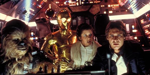 7. Otros dos míticos personajes de Star Wars estarán en Obi-Wan Kenobi, la nueva serie de la saga en Disney+