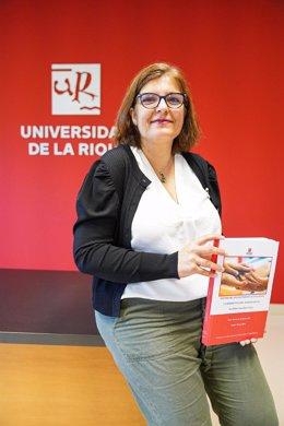 La autora de la tesis, Ana Belén Cuesta