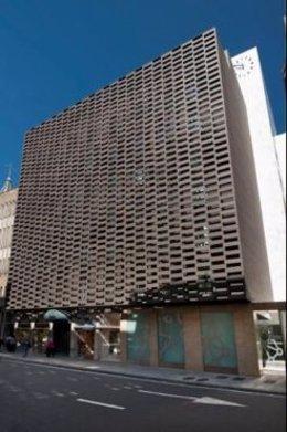 Archivo - Edificio de Hacienda.